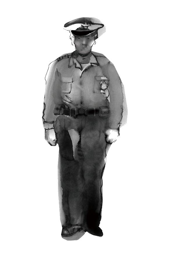 40대 교통경찰의 기억 [6월 항쟁]